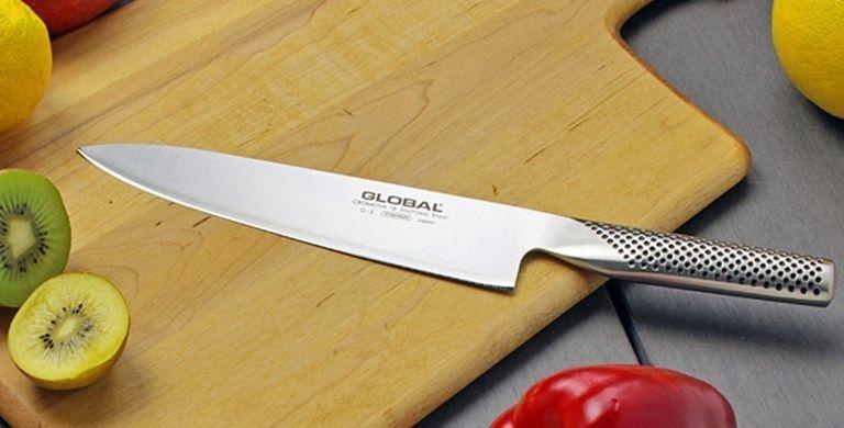 这是刀子安东尼bourdain说每个人都应该拥有