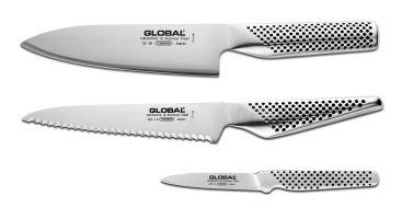 经典的3件刀具